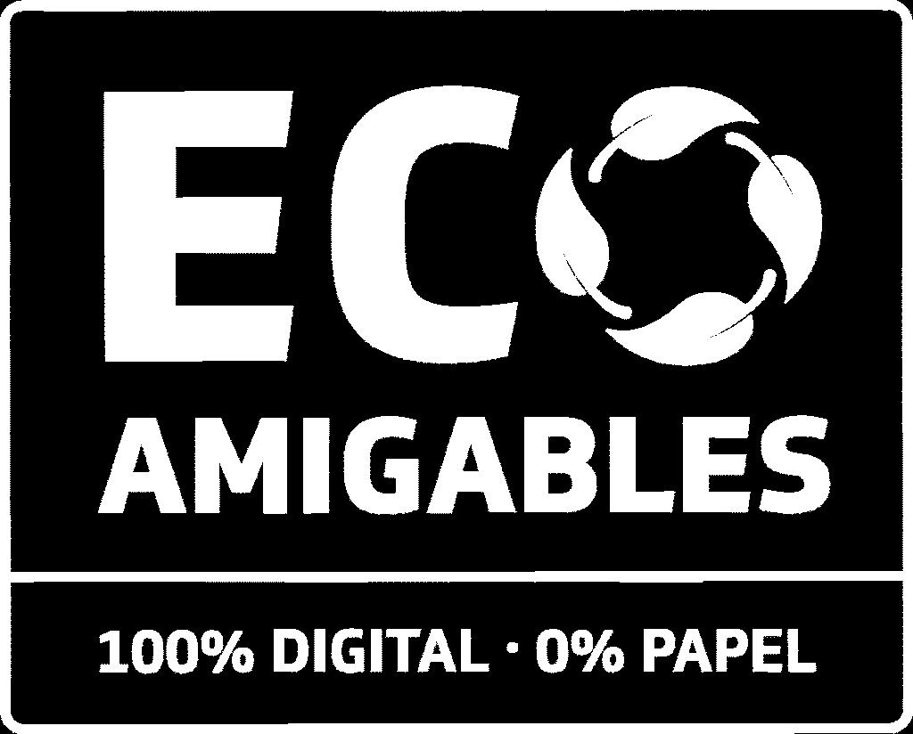 Icono de Eco amigable blanco